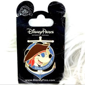 Disney Vacation Club Pirate Pin